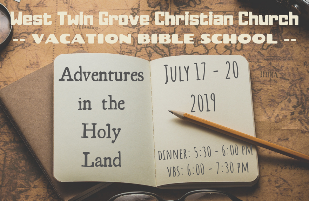 VBS - Adventures in the Holy Land