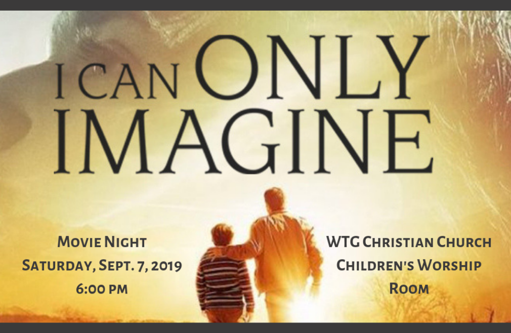 Movie Night - I Can Only Imagine