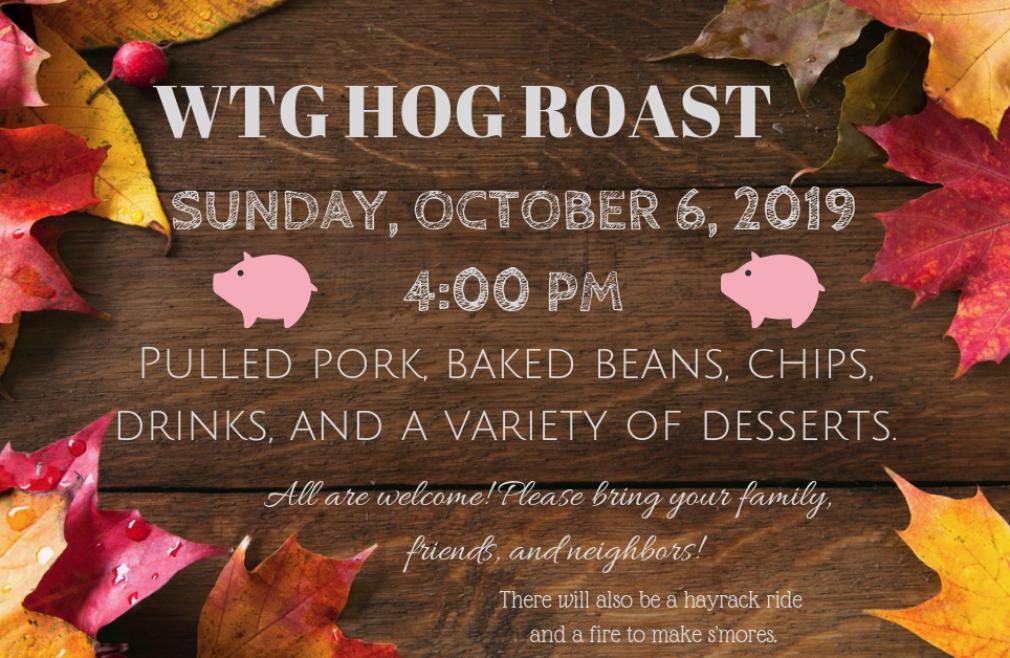 WTG Hog Roast